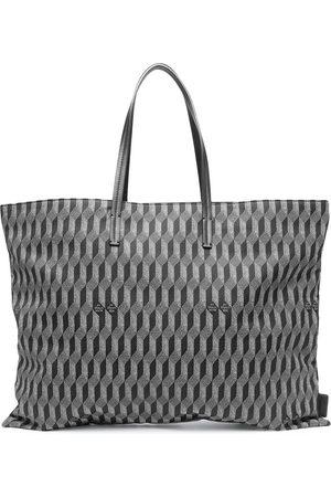 AU DEPART Women Shoulder Bags - Monogram-print tote bag