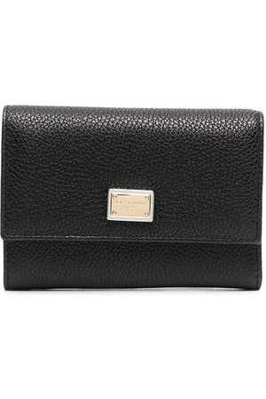 Dolce & Gabbana Logo plaque mini wallet