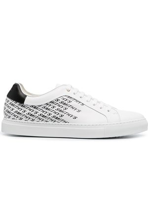 Paul Smith Smithy's monogram-print sneakers