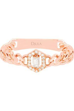 DJULA Women Rings - Link ring - small baguette