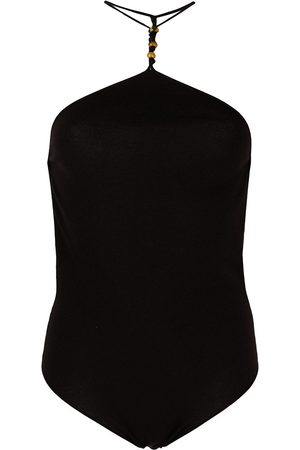 Bottega Veneta Beaded strappy bodysuit