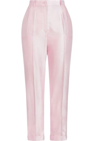 Dolce & Gabbana High-rise tailored trousers