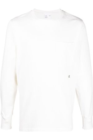 Helmut Lang Chest logo jumper