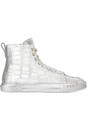 Giuseppe Zanotti Men Sneakers - Blabber high-top sneakers