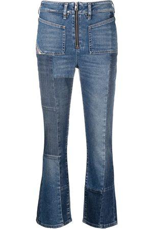Diesel D-Earlie flared jeans