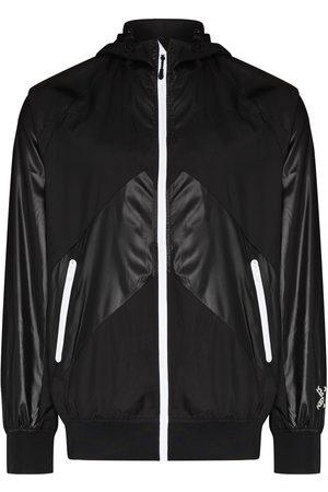 Kenzo Zip-up hooded jacket