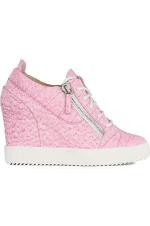 Giuseppe Zanotti Addy wedge heel sneakers