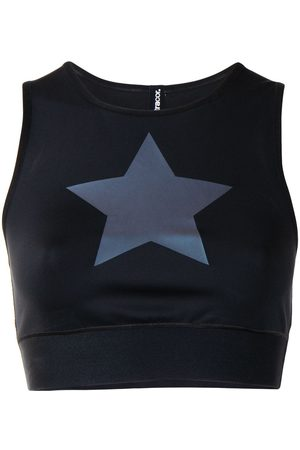 ULTRACOR Star print crop top