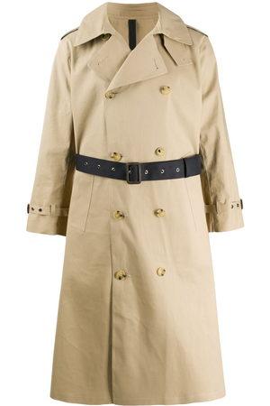 MACKINTOSH BERLIN trench coat - Neutrals