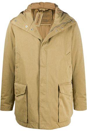 Ten Cate Hooded down jacket - Neutrals