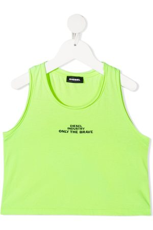 Diesel Only The Brave tank top
