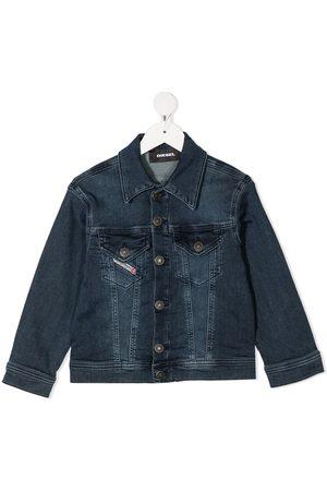 Diesel Faded denim jacket