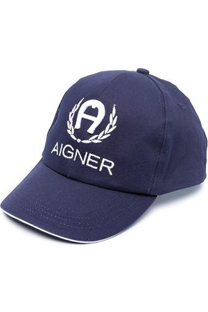 Aigner Embroidered logo baseball cap