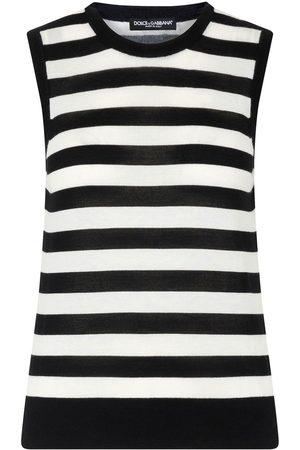 Dolce & Gabbana Striped tank top