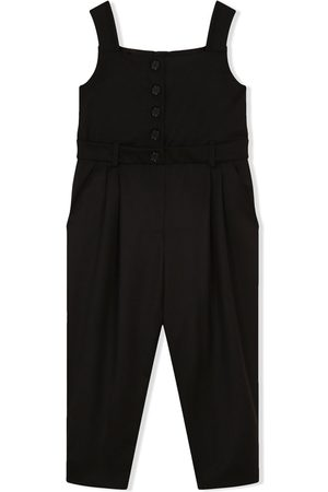 Dolce & Gabbana Knitted button-up jumpsuit