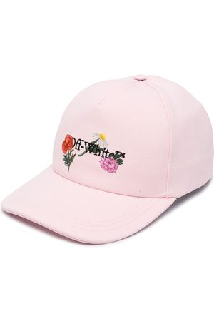 OFF-WHITE Women Caps - Flowers baseball cap