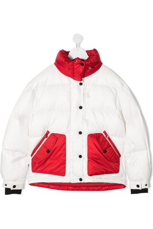 Perfect Moment Two-tone padded jacket