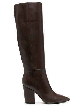 Sergio Rossi Sergio knee-length boots