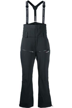 Perfect Moment Logo-strap ski jumpsuit