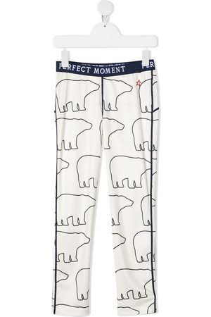 Perfect Moment Graphic-print track pants