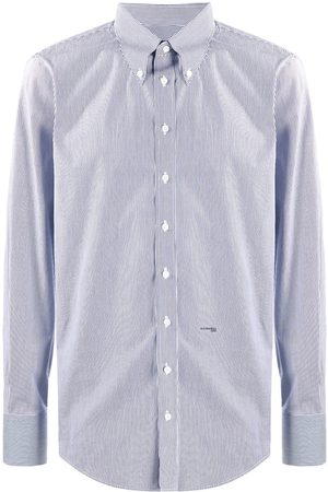 Dsquared2 Pinstripe long-sleeve shirt