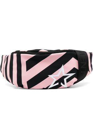 Perfect Moment Contrast-stripe belt bag