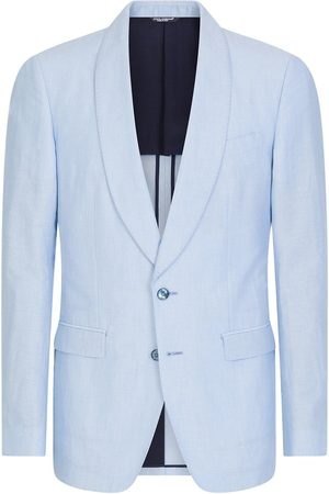 Dolce & Gabbana Shawl lapel single-breasted blazer