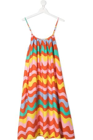 Stella McCartney Girls Casual Dresses - TEEN sleeveless beaded dress