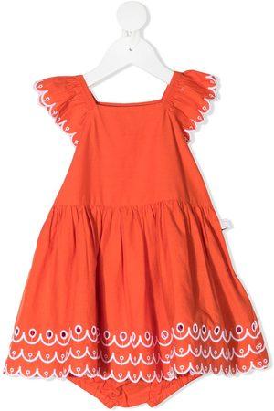 Stella McCartney Embroidered dress set