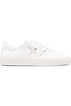 Axel Arigato Low top embroidered detail sneakers