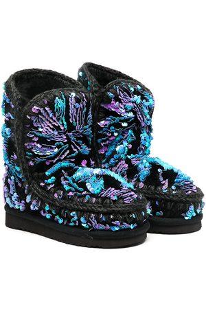 Mou Eskimo 24 sequin sheepskin boots