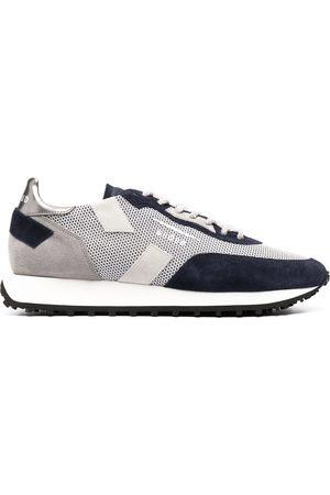 Ghoud Men Sneakers - Panelled low-top sneakers