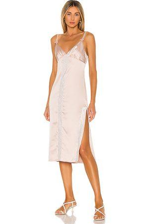 MAJORELLE Maren Dress in Blush.