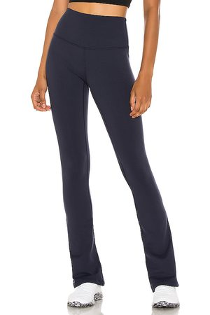 Splits59 Raquel High Waist Legging in Navy.