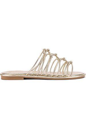 Seychelles Women Sandals - Authentic Sandal in Metallic .