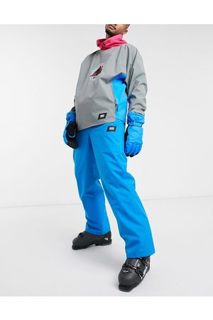 ASOS 4505 ski pants in blue