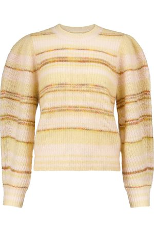 Isabel Marant Women Sweaters - Eleonore mohair-blend sweater