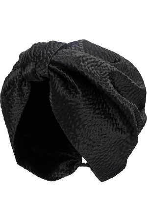 Jennifer Behr Etta satin turban