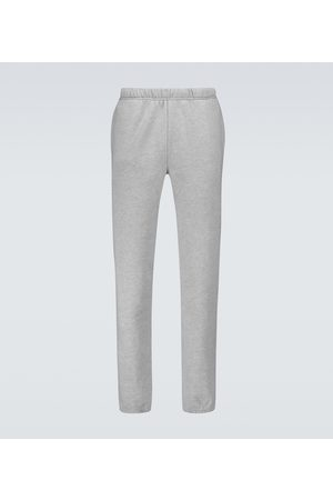 Les Tien Classic cotton trackpants
