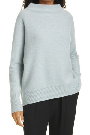 Vince Women's Funnel Neck Boiled Cashmere Sweater
