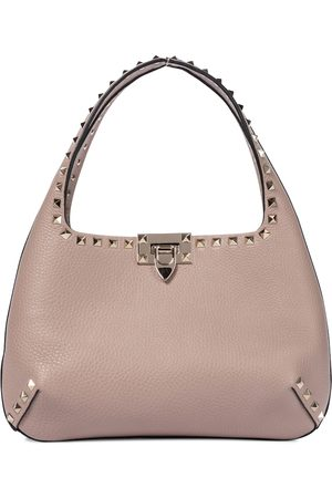 VALENTINO GARAVANI Women Purses - Rockstud Small leather shoulder bag