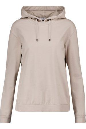 Brunello Cucinelli Cotton hoodie