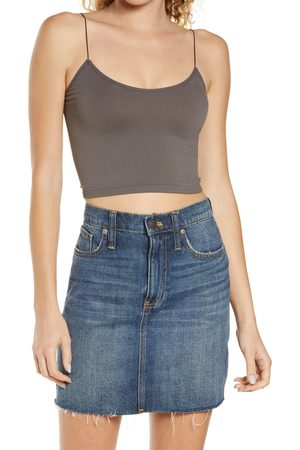 Free People Women's Brami Skinny Strap Crop Top