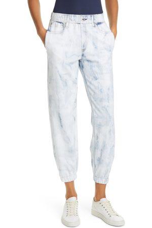 RAG&BONE Women's Miramar Faux Jeans Joggers