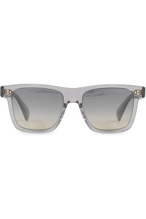 Oliver Peoples Men's Casian 54MM Square Sunglasses - Grey