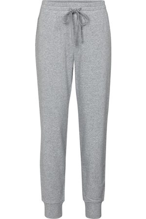 Vince Cotton-blend terry trackpants
