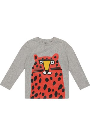 Stella McCartney Boys T-shirts - Printed cotton T-shirt