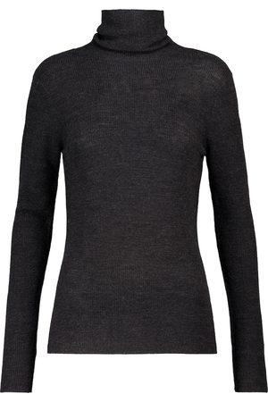 Ganni Merino wool turtleneck sweater