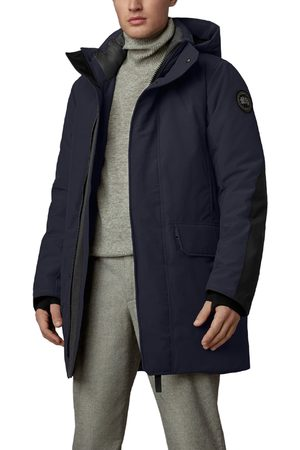 Canada Goose Men's Brockton Water Resistant 625 Fill Power Down Parka