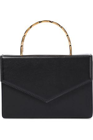Amina Muaddi Women Tote Bags - Pernille leather tote
